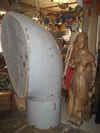 Ship Salvage - Nautical Antique Warehouse